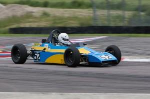 Rupert Howe, Christian Racer
