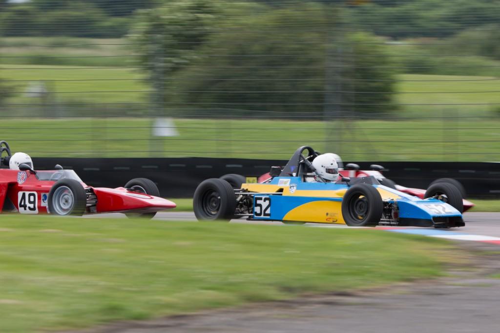 Rupert Howe, Racing