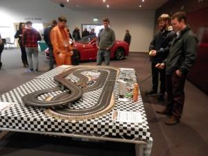 Fastest driver challenge