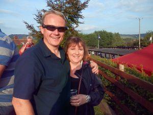Gary and Gail Thomas
