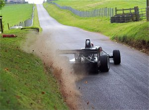 Moment at Shelsley Walsh