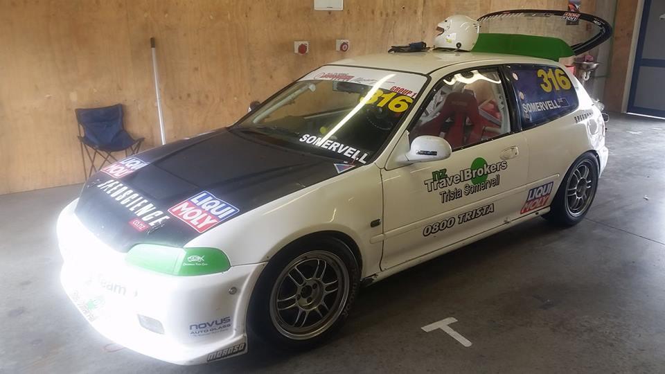 Jesus First Racing Team Civic